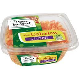 Mon Coleslaw chou blanc et carottes
