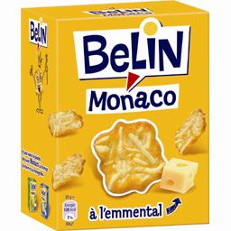 Monaco - Biscuits crackers à l'emmental