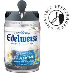 Bière blanche aux notes Herbes des Montagnes