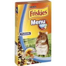 Menu pour hamsters