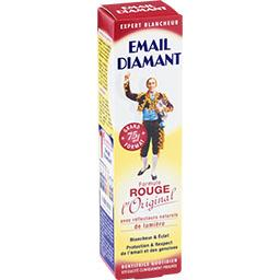 Dentifrice formule Rouge l'Original