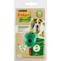 Elementia - Répulsif Ultrasonic puces/tiques pour chien