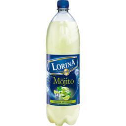 Boisson finement pétillante Mojito sans alcool