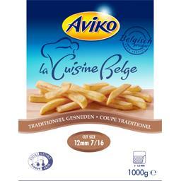 Frites artisanales La Cuisine Belge
