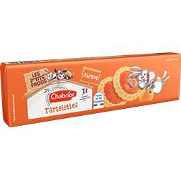 Tartelettes abricot