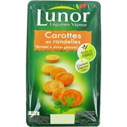 Lunor Légumes Vapeur - Carottes en rondelles