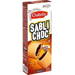 Biscuit SabliChoc chocolat