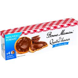 Biscuits Le Quatre-heures chocolat au lait