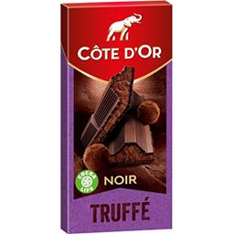 Chocolat Truffé noir