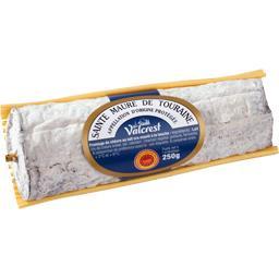 Valcrest Sainte Maure de Touraine AOP le fromage de 250 g