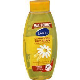 Shampooing très doux cheveux blonds, camomille germe...
