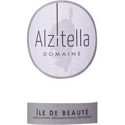 Domaine Alzitella, de l'Ile de Beauté, vin rosé, 2016
