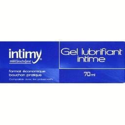 Intimy, gel lubrifiant intime