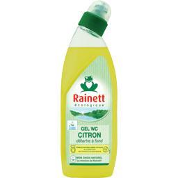 Gel WC citron, détartre à fond