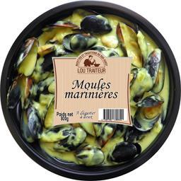 Moules marinières LOU TRAITEUR, 800g
