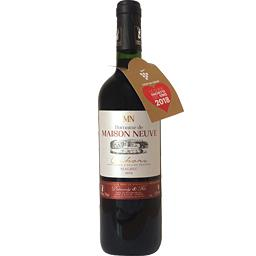 Cahors Domaine de Maison Neuve vin Rouge 2015