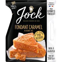 Jock Fondant caramel au beurre salé le paquet de 550 g