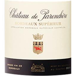 Bordeaux Supérieur Château de Parenchère vin Rouge 2...