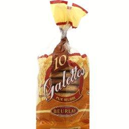 Galettes pur beurre x10