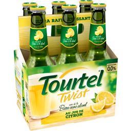 Bière sans alcool Twist au jus de citron