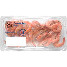 Crevette rose cuite 80/100