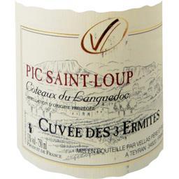 Pic Saint-Loup, vin rouge