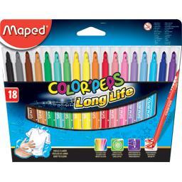 Feutres Color'peps Long Life