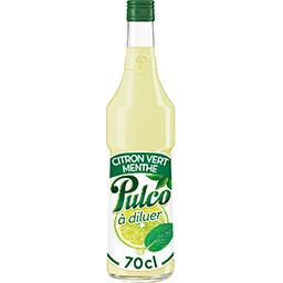 Pulco Spécialité à diluer citron vert et menthe