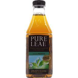 Boisson thé glacé saveur menthe