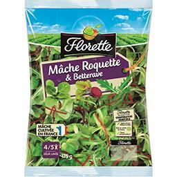 Florette Mélange mâche roquette & betterave