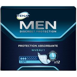 Men - Protection absorbante Discreet Protection Light niveau 1