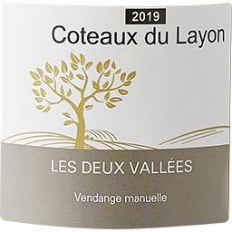 Coteaux du Layon Les Deux Vallées vin Blanc moelleux 2017