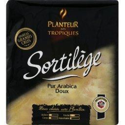 Sortilège, café pur arabica doux moulu