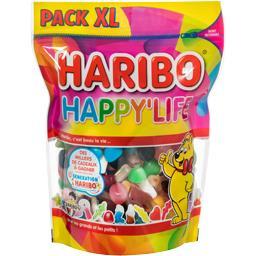 Assortiment de bonbons Happy'Life