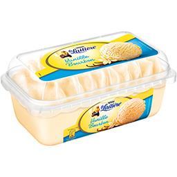 Nestlé La Laitière Crème glacée vanille bourbon