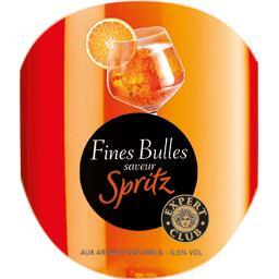 Cocktail fines bulles de Spritz