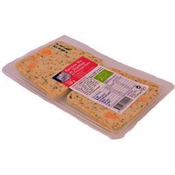 Terrine BIO de saumon et fromage blanc