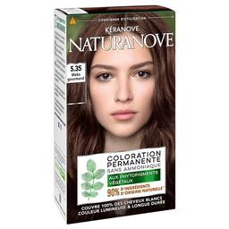 Naturanove - Coloration permanente 5,35 moka gourman...