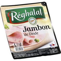 Jambon de dinde halal