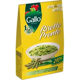 Riso Gallo Risotto Pronto aux Asperges 210 g