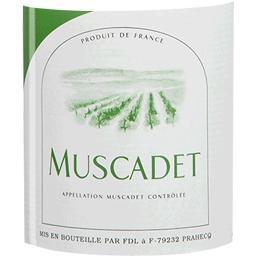 Muscadet, vin blanc