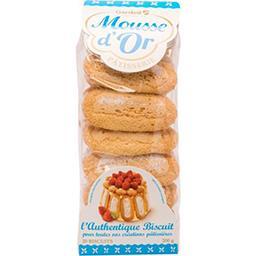 L'authentique biscuit pour toutes créations pâtissiè...