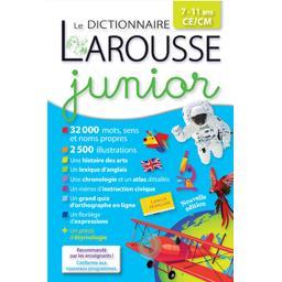 Dictionnaire junior 7/11 ans