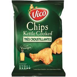Chips Kettle Cooked goût vinaigre balsamique& oignon...