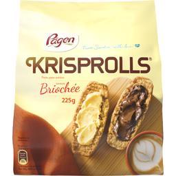 Petits pains suédois saveur Briochée