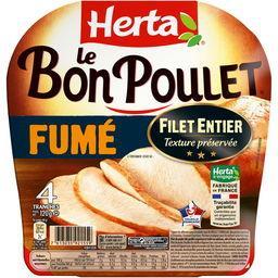 Le Bon Poulet - Filet de poulet fumé