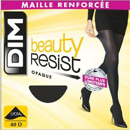 Beauty resist - collant opaque noir taille 3