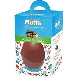 Motta Œuf chocolat au lait & noisettes