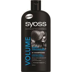 Shampooing Volume effet collagène