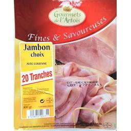 Jambon choix avec couenne